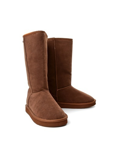 Buffalo Çizme Ten